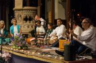 Raga Babas - Live in the Church
